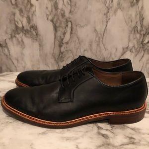 Gordon Rush black shoes